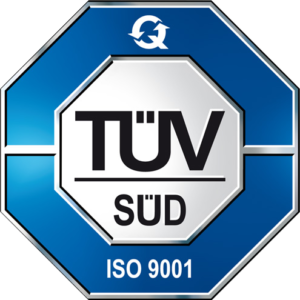 TÜV SÜD - ISO 9001 Certification