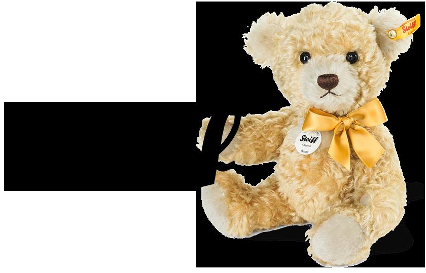 Steiff Luxurious Materials - Steiff Classic Bear