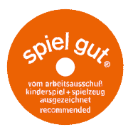 "The ""spiel gut"" Award"
