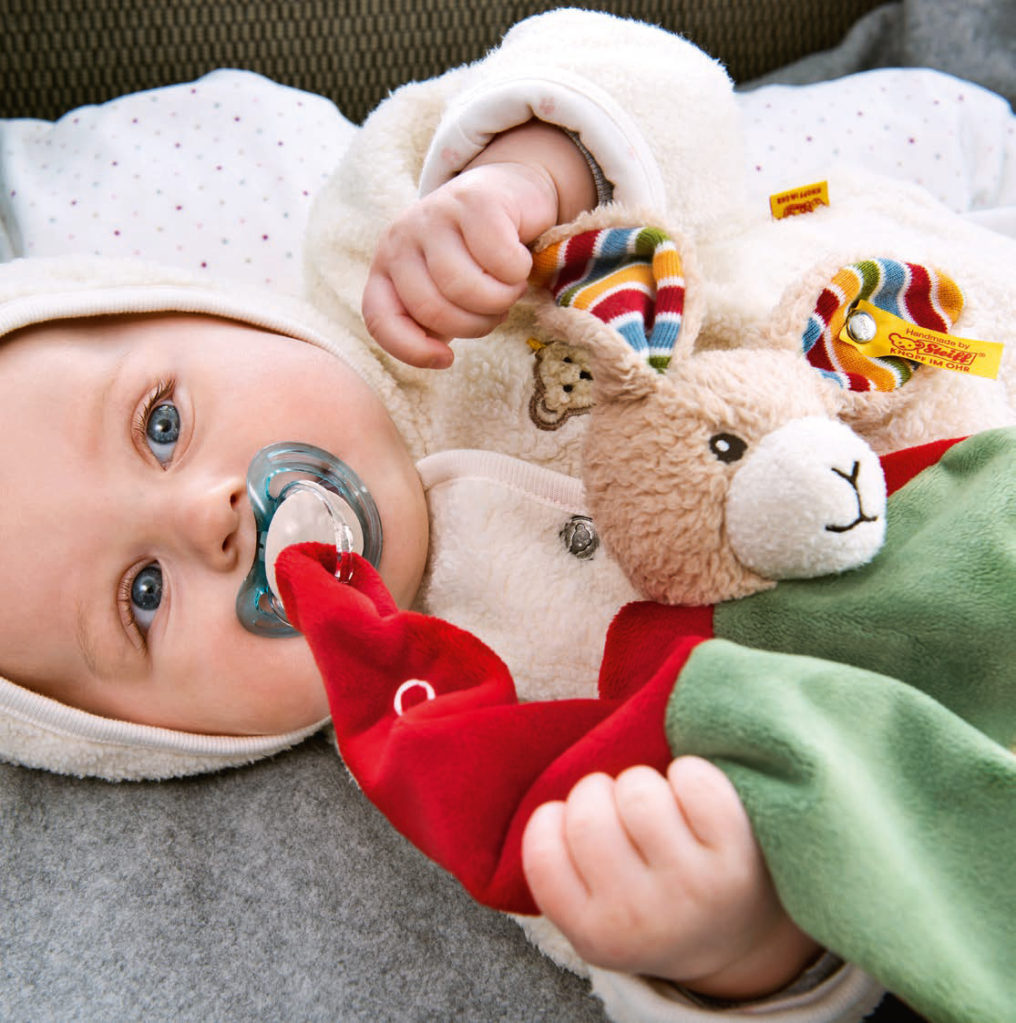 Steiff Collections for Baby - Carrie Rabbit