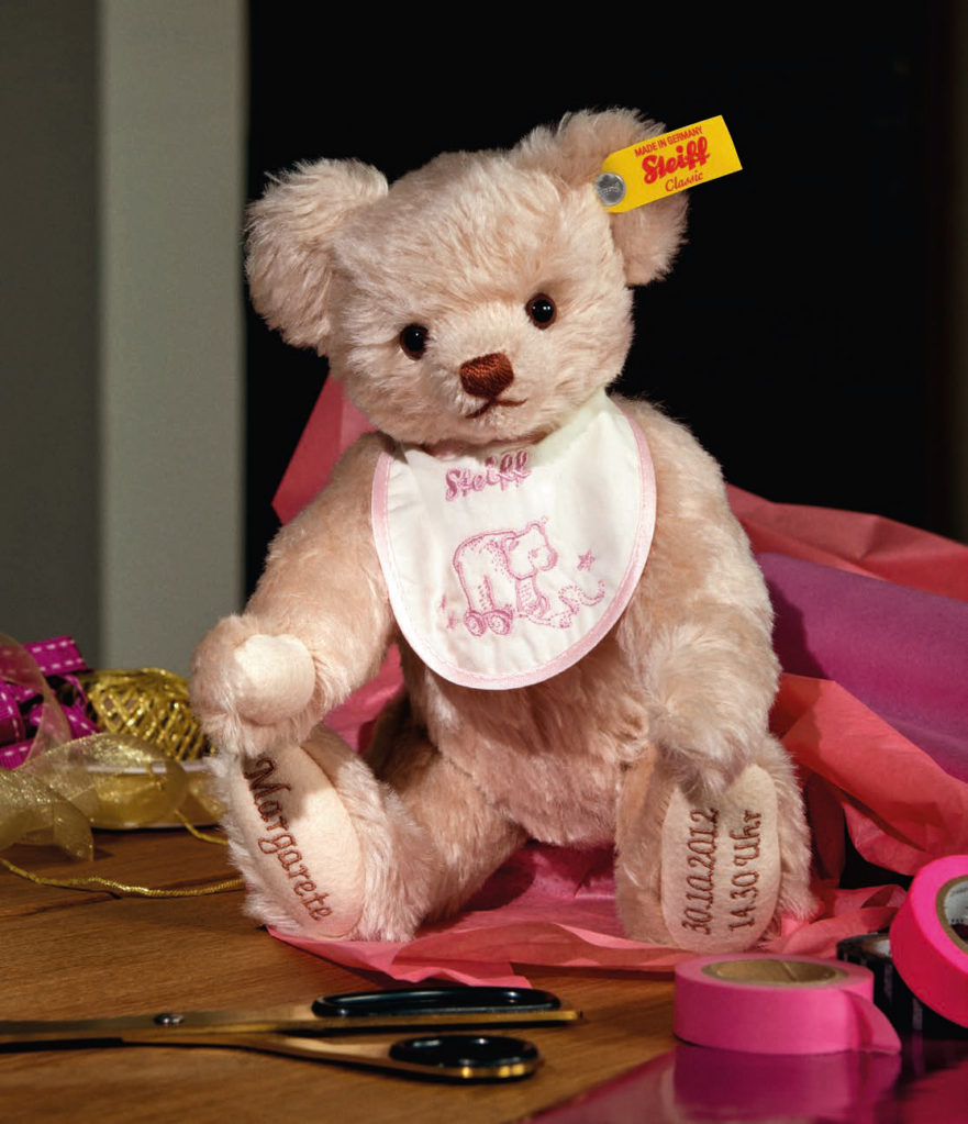 Steiff Collections Personalised Teddy bears