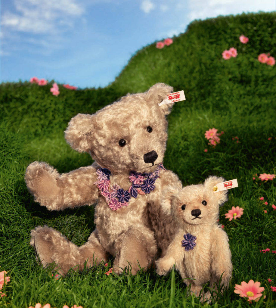 Steiff Collections Limited Edition Bears - Flora and Florinchen