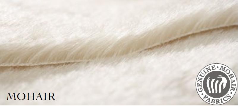 Steiff Luxurious Materials - Mohair – lustrous, shiny and sleek