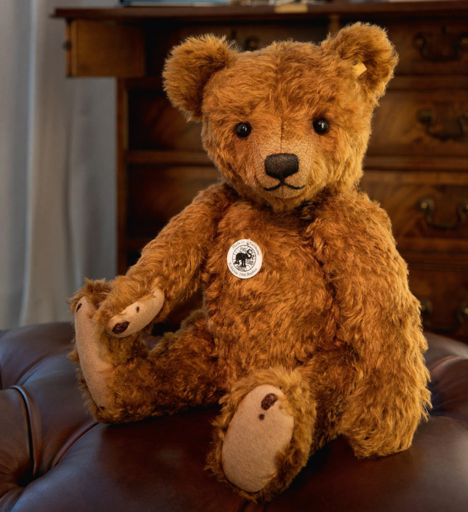 Steiff Collections Replica Bears - Teddy bear replica 1906