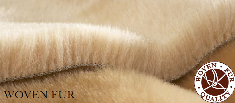 Steiff Luxurious Materials - Steiff Woven fur – cuddly, velvety, robust