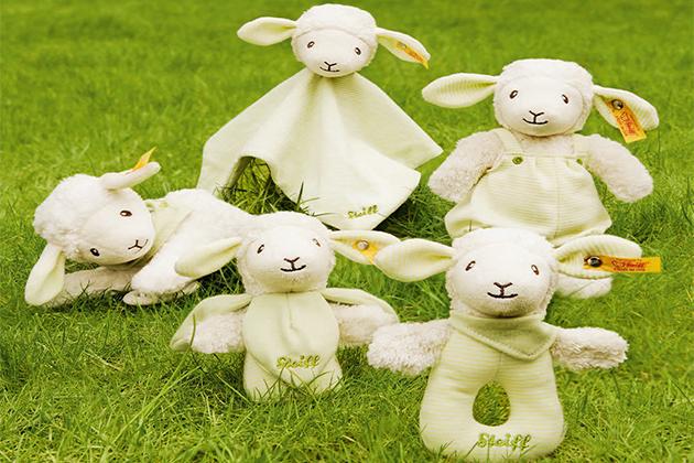 Steiff Luxurious Materials - Steiff organic cotton - Bio-Baby Series