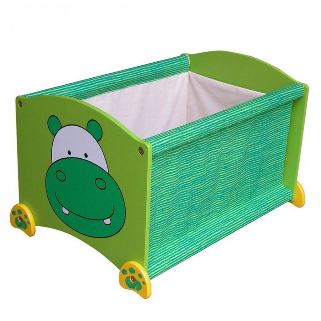 Wooden Stack Up Toy Box - Hippo- I'm Toy   The Bush Babies ...